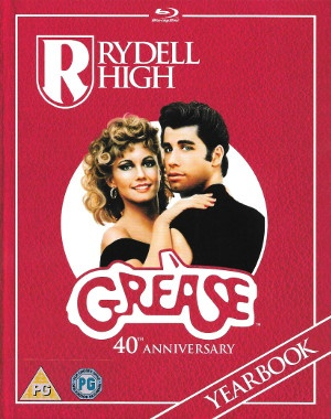 Grease - 40th Anniversary Yearbook Edition