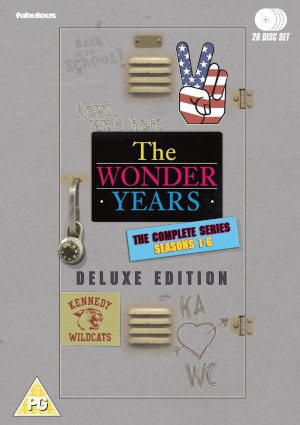 The Wonder Years: The Complete Series - Deluxe Edition