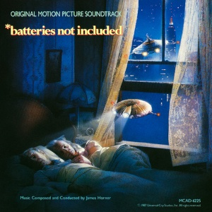 *batteries not included