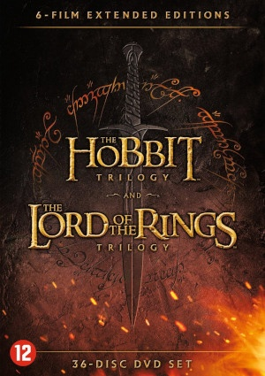 The Hobbit Trilogy and The Lord of the Rings Trilogy Extended Editions Collection